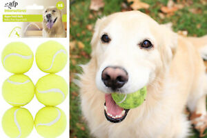 Pet Dog Cat Bounce Balls Sport Toy All For Paws AFP Hyper Fetch Mini Replacement