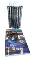 THE WAY OF THE MASTER; Lot of 7 (DVD) EPISODES 1-13. Kirk Cameron + study guide