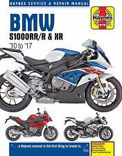 Pre-order título: Manual de Haynes 6400-BMW S1000RR, S1000R y S1000XR (10 - 17)