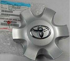 Genuine OEM Toyota Wheel Center Cap Hub Cover 2005-11 Hilux Pickup 4WD Fortuner