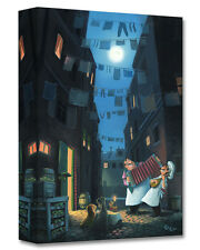 Serenade of the Heart- Rob Kaz - Treasure On Canvas Disney Fine Art