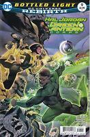Hal Jordan and the Green Lantern Corps Rebirth #9 DC Comics 2017 1st Print NM