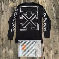 "Off white ""3D Arrows"" Longsleeve"