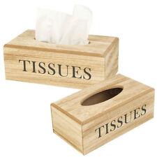 Porte-papiers de toilette en bois