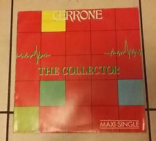 Cerrone – The Collector  - Il Discotto Productions ART 1054  - 1985 - RARO -