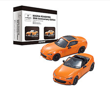 Kyosho 1/64 Mazda ND Roadster Orange 30th Edition Anniversaire 2set 2019 RF