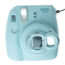 Close Up Lens+Selfie Mirror-Fujifilm Instax Mini 8 7s Polaroid 300-Light Blue