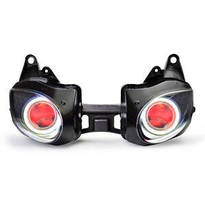 KT LED Headlight for Kawasaki Ninja ZX-6R 2007-2008