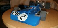 Tamiya 1/12 Scale Built Kit F1 Tyrrell Ford #2 Jackie Stewart German G.P. 1971