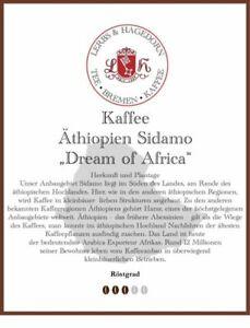 "Äthiopien Sidamo ""Dream of Africa"" Kaffee 1kg"