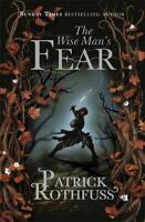 The Wise Man's Fear (The Kingkiller Chronicle), Patrick Rothfuss, Used Excellent