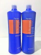 Fanola No Orange Shampoo and no Orange Mask 1Ltrs SAVE $12.00  FREE POSTAGE