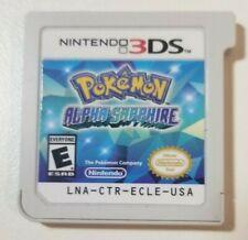 Pokemon: Alpha Sapphire (3DS, 2014)