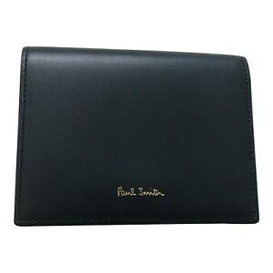 PAUL SMITH LEATHER LADIES CREDIT CARD HOLDER Swirl Side