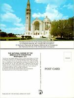 Postcard Washington DC The National Shrine Of The Immaculate Conception 1C