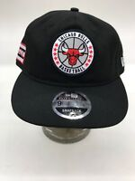 New Era Sample 9fifty SnapBack Black Chicago Bulls NBA Unstructured Nice New