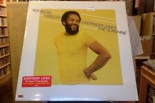 Roy Ayers Ubiquity Everybody Loves the Sunshine LP yellow vinyl