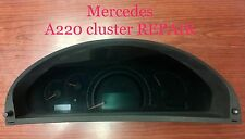 Mercedes S-class CL-class Speedometer Instrumet cluster REPAIR SERVICE ONLY