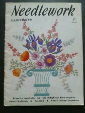 NEEDLEWORK ILLUSTRATED No. 199 (Late 1940's)