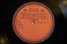 Ronnie Aldrich And His Two Pianos Great Themes-Decca DGS-R-9-Factory Sample-EX