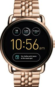 Fossil Q Wander Smart Watch Gen 2
