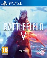 BATTLEFIELD V - PLAYSTATION 4 - NEW & SEALED - FREE UK POST!!!
