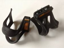 Unbranded Universal Toe Clip Bicycle Pedals
