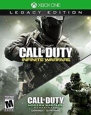 Call of Duty: Infinite Warfare -- Legacy Edition (Microsoft Xbox One, 2016) NEW