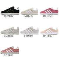 adidas Originals Gazelle W Suede Womens Casual Shoes Lifestyle Sneakers Pick 1