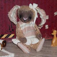 OOAK Artist Bear-Vintage Bear (Bunny) ...Greta... Unikat ca.22cm