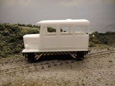 7MM NARROW GAUGE - RAILBUS  3D PRINTED   FOR HORNBY CHASSIS. Available Now.