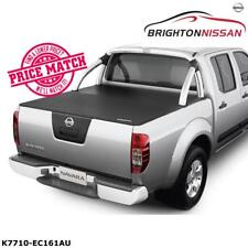 New Genuine Nissan Navara D40M Soft Tonneau Cover (Sports Bar) K7710EC161AU