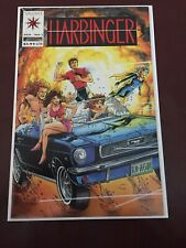 Harbinger #1 Valiant Comics 1992 No Coupon 1st Series. High Grade.