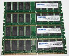 New listing 2Gb (4 X 512Mb) Avant Ddr Pc3200 400mhz Desktop Memory/Ram Avm6464U39C3400K9
