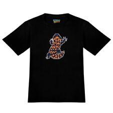 Gila Monster Pixel Lizard Men's Novelty T-Shirt