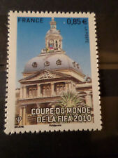 FRANCE 2010 TIMBRE 4483, COUPE MONDE FOOTBALL FIFA AFRIQUE DU SUD, VF MNH STAMP