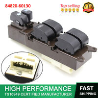84820-60130A Electric Power Window Control Master Switch For Toyota Land Cruiser