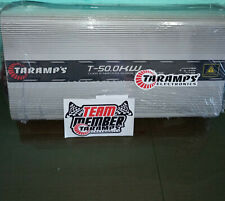 TARAMPS T50.0KW 50000W RMS HIGH VOLTAGE AMPLIFIER
