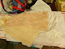 LOT OF  HALF SLIPS WOMENS SIZE  LARGE Shadow Line Antron 3
