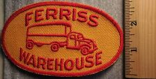 FERRISS WAREHOUSE PATCH (SEMI TRUCKS)