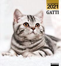 Gatti. Calendario 2021