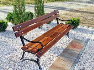 NEW Wooden Garden Bench Style!!!!