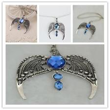 Harry Potter Ravenclaw Lost Diadem Tiara Crown Horcrux Necklace Y7eater Chain Y7