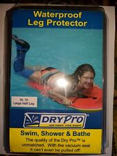 DryPro Waterproof Cast Cover - HL-15 - Size Large Half Leg - FREE SHIPPING