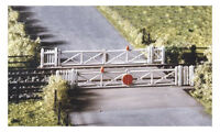 Level Crossing Gates - N gauge Ratio 234