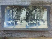 Keystone View Photo CARD STEREOSCOPE STEREOVIEW Vintage  - Sofia, Bulgaria