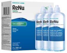 Renu Multiplus  Multi Pack 3x 240ml (3months' Supply)