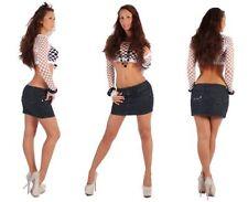 Faldas de mujer 100% algodón talla 36