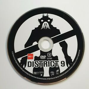 District 9   DVD   Sharlto Copley, Jason Cope   2009   *Unoriginal Case*   PAL