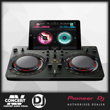 Pioneer DDJWEGO4 2 channel DJ Controller for iPad / PC or Mac - Black WEGO4K